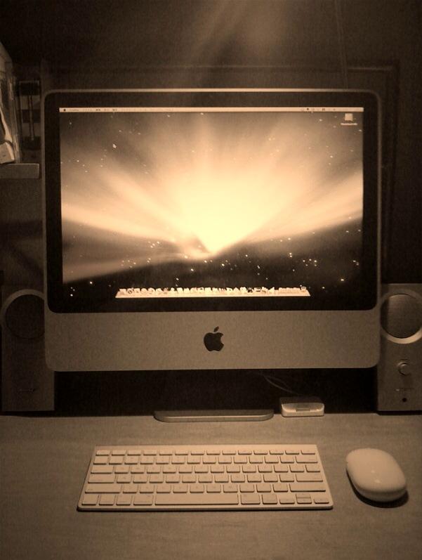 iMacの帰還